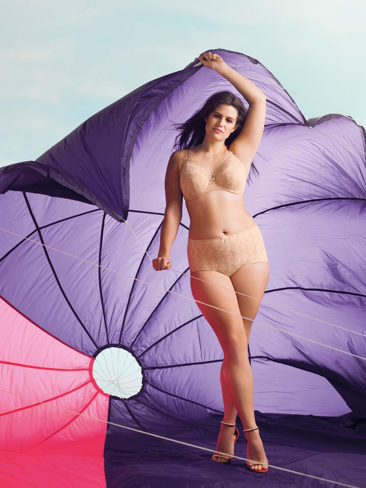 Nina Underwire Bandless bra